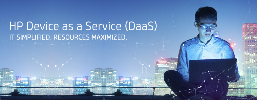 Optimize IT With Flexible HP DaaS As A Solution!