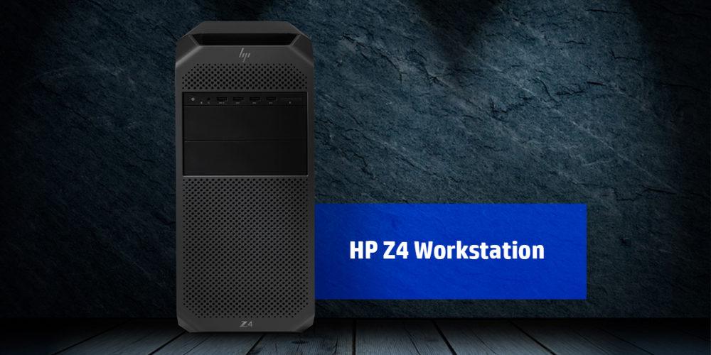 HP Z4 Workstation Review: A future-power house | Vertex techno