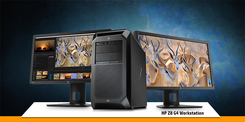HP Z8 G4 Workstation Review: Most Powerful Workstation