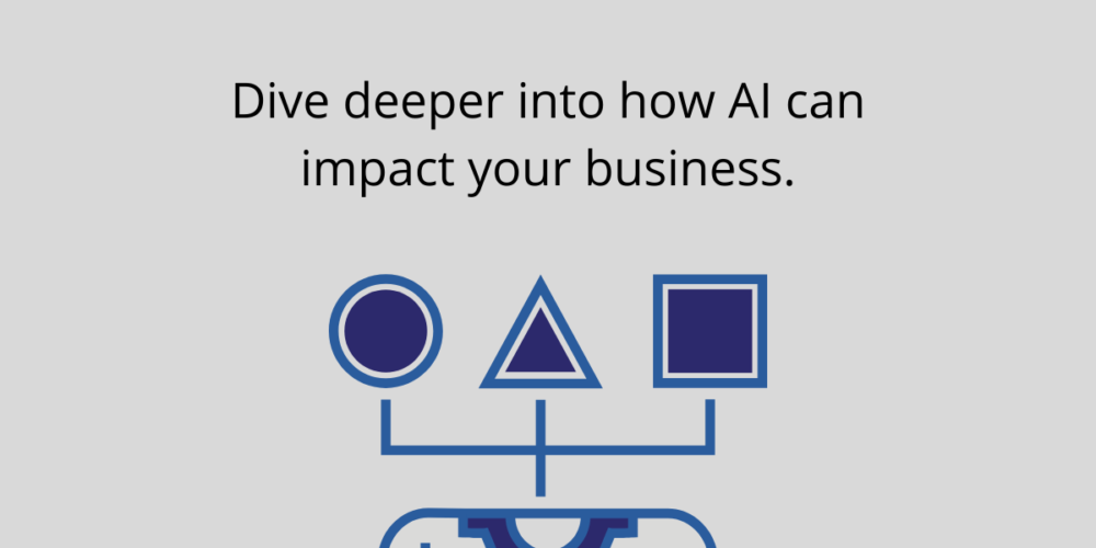 How AI Can Impact Your Business - A Deeper Dive - Vertex Techno Solutions (B) Pvt Ltd